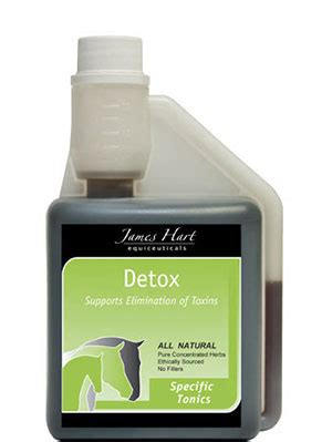 Equine Detox Products by Detox Hart Equiceuticals