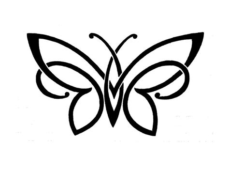 simple butterfly tattoo design simple designs ideas pictures