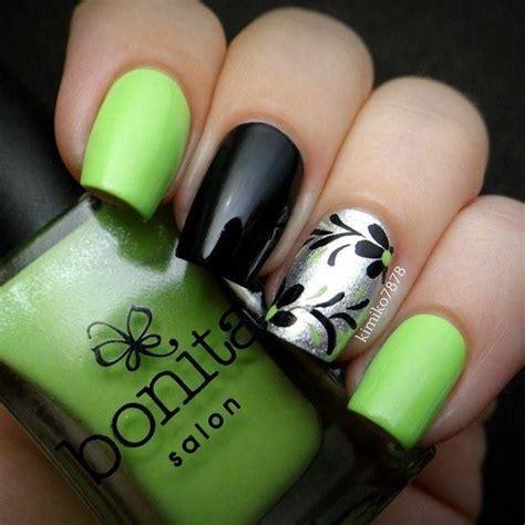 imágenes de uñas negras decoradas las 25 mejores ideas sobre dise 241 os de u 241 as negras en