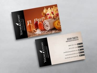 Vemma Business Card Template by Living Business Cards Free Shipping