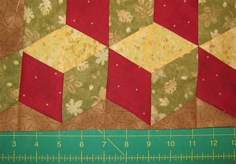 Easy Baby Quilt Blocks by Easy Quilt Baby Blocks Tutorial Sewing