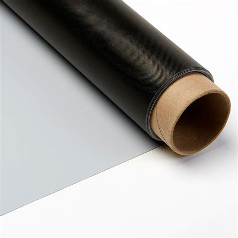 progray projector screen raw material