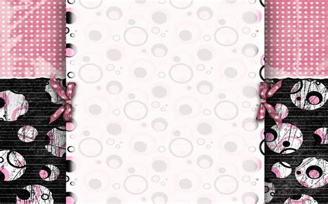 pink layout for twitter vintage pink pink vintage dots and material twitter