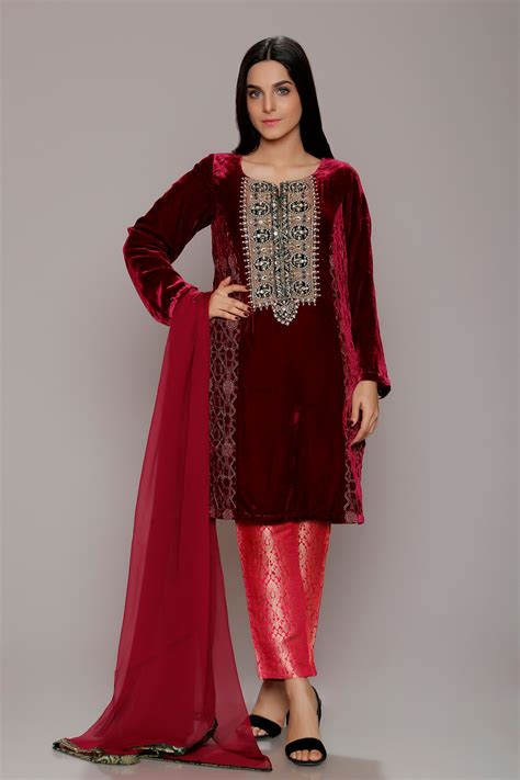 latest party wear dresses embroidered suits