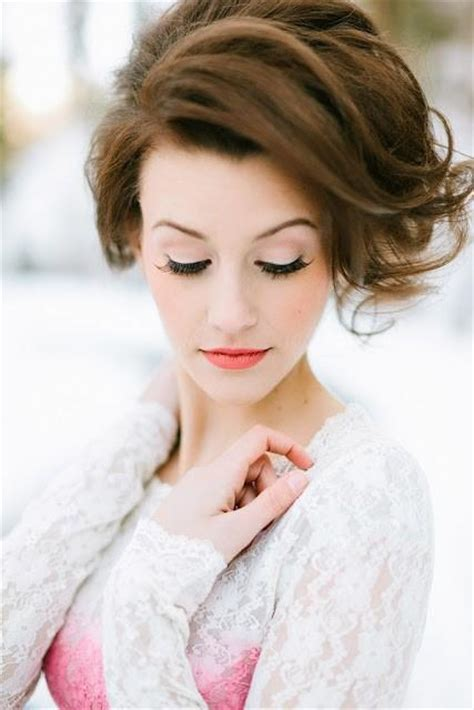 Wedding Hairstyles And Makeup by Wedding Hairstyles Gorgeous Wedding Hair And Makeup