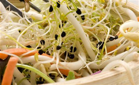 cuisiner les prot駟nes de soja salade printani 232 re au soja pour 4 personnes recettes