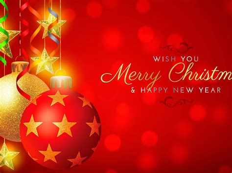 merry christmas  wishes  christmas   year greeting card family friends