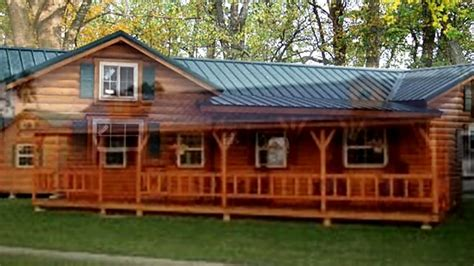 wood cabin homes amish modular cabins finest prefabricated wood homes