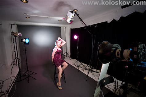 studio lighting setup for portraits portrait photography lighting when one color is not enough