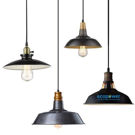 Metal Pendant Lighting Fixtures Industrial Metal Pendant Ceiling Light Chandelier Vintage L Lighting Fixtures Ebay
