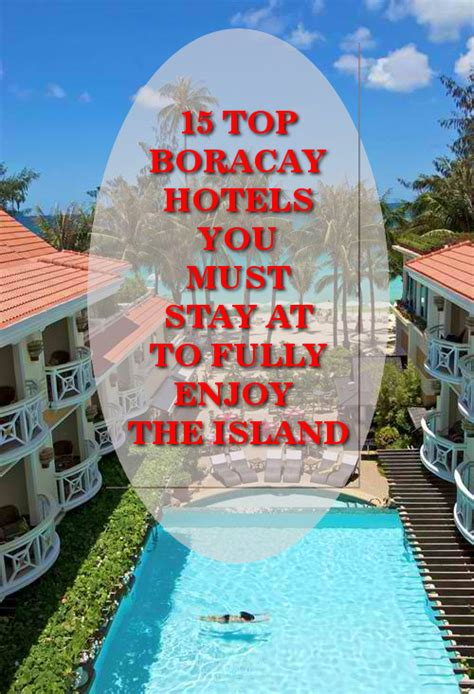 best hotels boracay 15 top boracay hotels you should book next time you visit
