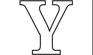 letter y coloring pages to and print for free
