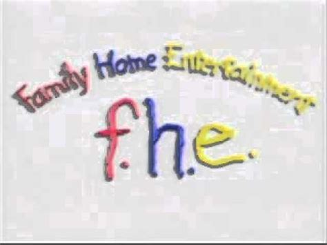 family home entertainment logo 1991 1998 2006 2007 still