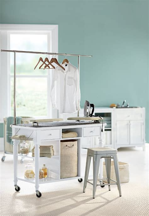 martha stewart living home decorators collection this martha stewart living laundry storage cart from home