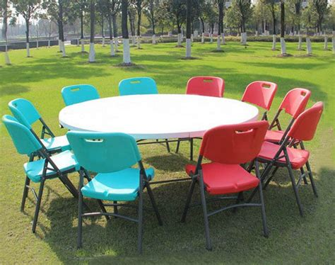 cheap folding picnic table cheap plastic narrow folding picnic table buy