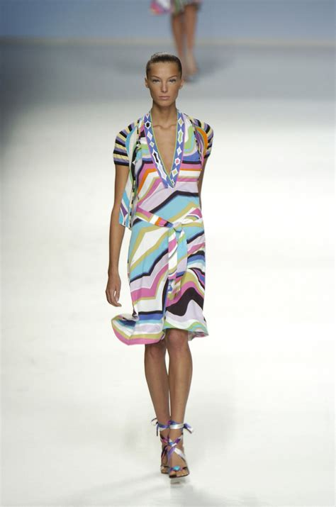 Pucci Your by Emilio Pucci At Milan Fashion Week 2005 Livingly