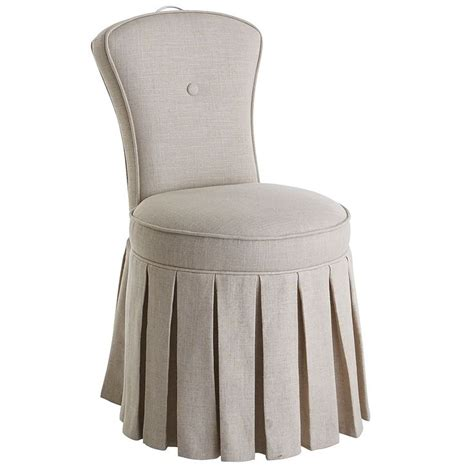 minimalist vanity chair with skirt 25 best ideas about vanity chairs on pinterest
