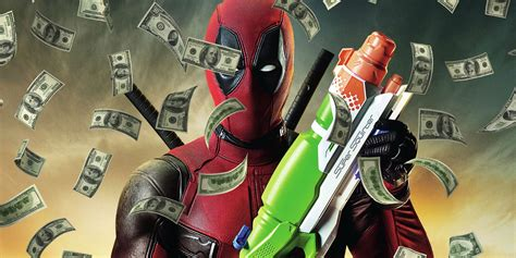 box office 2016 deadpool deadpool marvel superhero comics hero warrior action