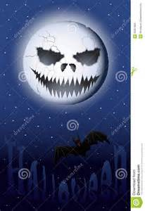 royalty free stock photo scary moon image 35351805