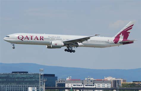 Iprism Qatarairways Iprism Qatar Airways Qatar   file qatar airways boeing 777 300er a7 baf fra 16 07 2011