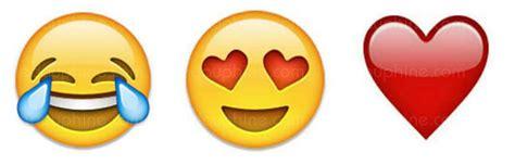 Comment Faire Les Coeurs by Comment Faire Un Coeur En Smiley