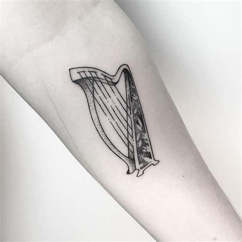 harp tattoo designs pin by marina vel 225 squez on tatoo