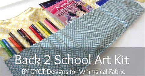 html kit tutorial video whimsical fabric september tutorial tuesday back 2