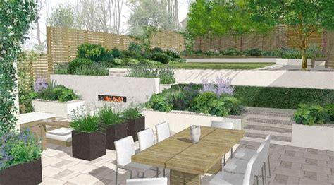 landscape layout photoshop charlotte rowe fantastic garden design garden design