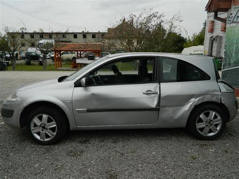 Auto De Second Hand by Renault Megane 2002 2006 Piese Auto Second Hand Si