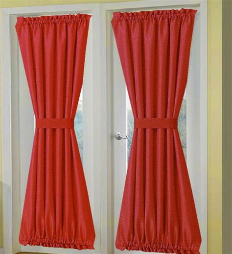 top and bottom rod curtains rod pocket top and bottom curtains