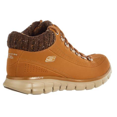 skechers synergy winter nights boot sneaker shoe