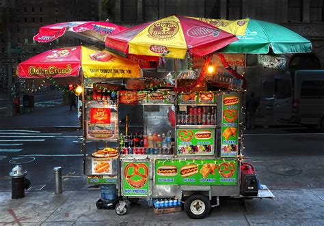 Home Decor Blogs India street vendor nyc photograph by dave mills