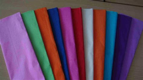 With Crepe Paper - crepe paper i pack cc