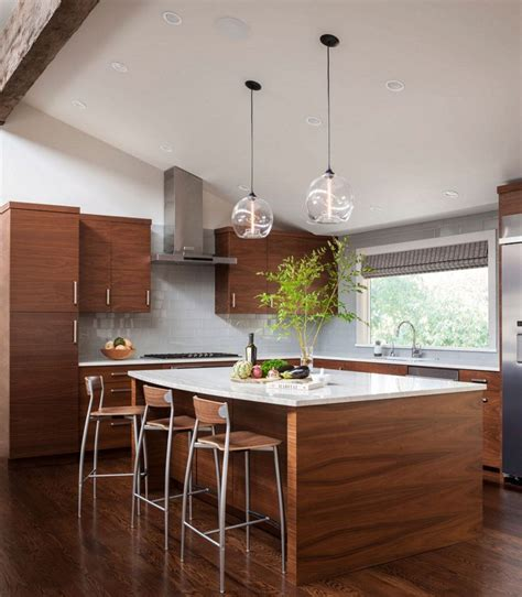 contemporary pendant lighting for kitchen lighting ideas