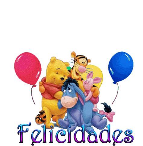 imagenes feliz cumpleaños winnie pooh fotoimagenes sinpalabras felicidades gif feliz cumplea 209 os