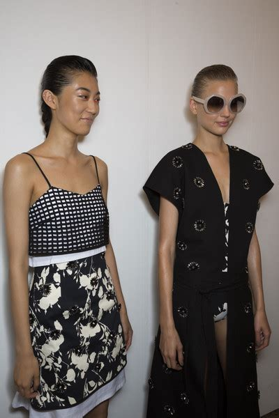 Runway Backstage At Som by Som At New York Fashion Week 2015 Livingly