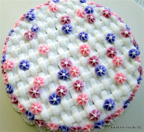 Cake Decorating With Buttercream Ideas by The Gallery For Gt Buttercream Cake Ideas