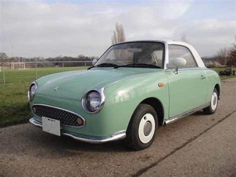 nissan green emerald green nissan figaro figarospares co uk