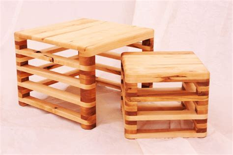 small woodworking business ideas tab small table and stool by samuel bernier