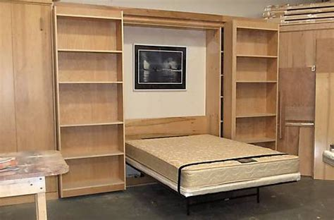 do it yourself murphy bed murphy library budget bed do it yourself kit full