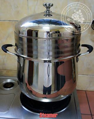 Pengukus Besar homekreation kitchen corner steamers steaming tips