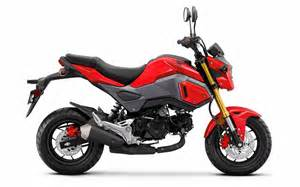 Honda Motercycle 2017 Honda Grom 125 Pictures Motorcycle News Updates