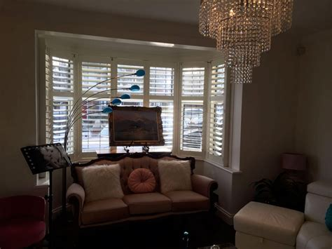 Louvre Blinds Fitted Shutters Louvre Plantation Shutters Finchley N12
