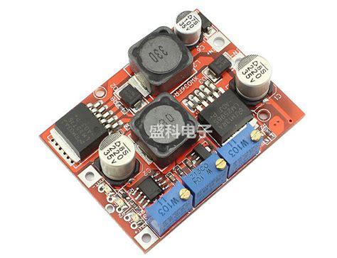 Auto Lm2577 Buck Boost Cc Cv Dc Step Up Converter Adjustable 1 dcdc converter regulator 12v step to 5v 20a 100w