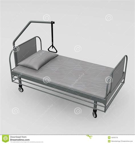 free hospital beds hospital bed royalty free stock image image 10976776
