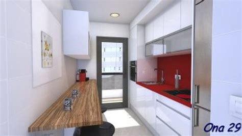 decorar cocina estrecha cocina estrecha y corta ideas para mini kitchen and