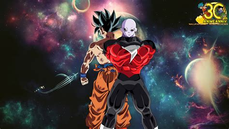 imagenes de goku hit y jiren goku vs jiren wallpaper 2 by windyechoes on deviantart