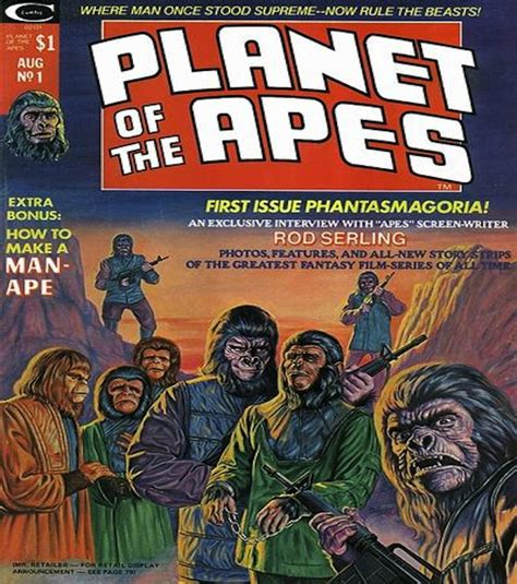 planet of the apes archive vol 2 beast on the planet of the apes books a brief history of marvel s planet of the apes magazine