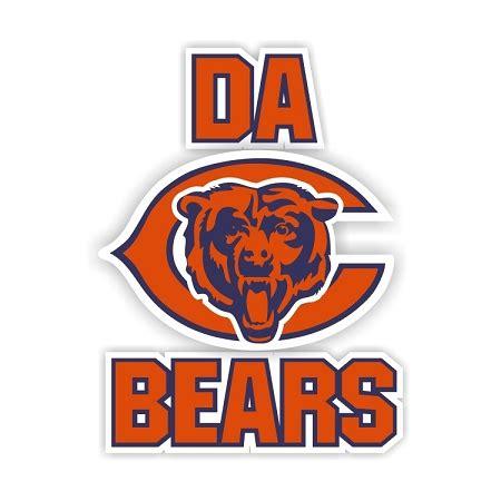 Da Bears Meme - chicago bears quot da bears quot vinyl die cut decal sticker