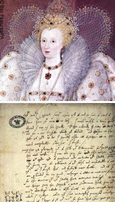 letters of great elizabeth i on elizabeth 1 of 1485